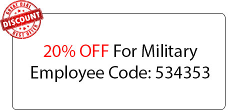 Military Employee Discount - Locksmith at South Elgin, IL - South Elgin Il Locksmith